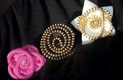 rings with zippers
