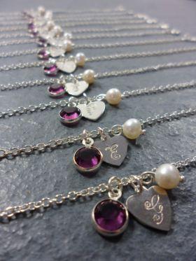 bracelet pour t moin et demoiselle d 39 honneur bracelet personnalis bracelet offrir bijoux. Black Bedroom Furniture Sets. Home Design Ideas