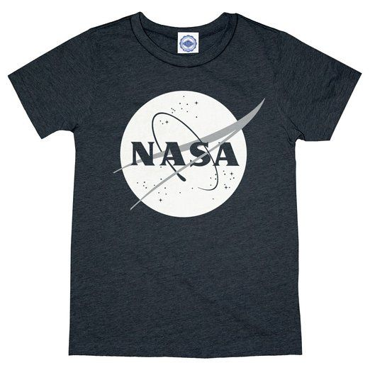Amazon.com: Hank Player 'Official NASA Halftone Logo' Men ...