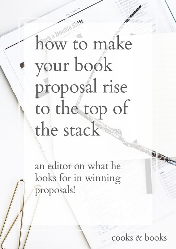 How to Write a Book Proposal to Get a Publisher (long)
