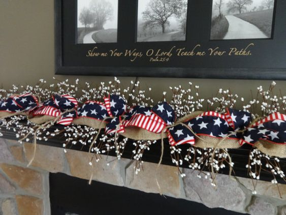 memorial day decorations diy
