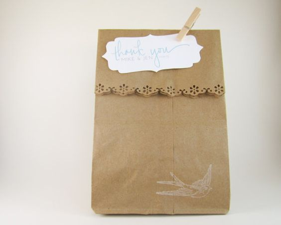 Wedding or Party Favor Bags