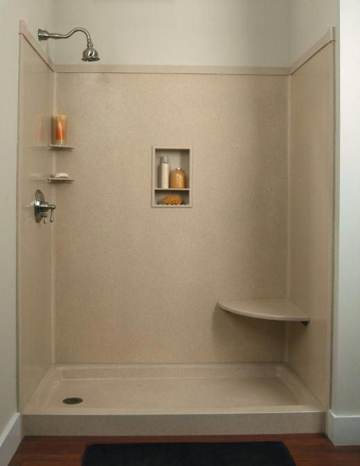 Diy Walk In Shower Do It Yourself Remodeling Shower Kits Homerenovationideas Small Shower Remodel Shower Remodel Bathroom Remodel Shower