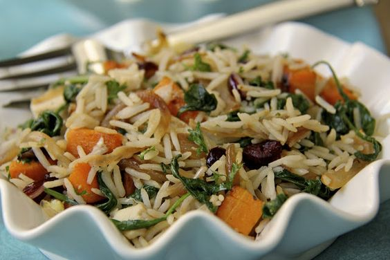 ... wild rice would be delicious. | 02 Rice | Pinterest | Fried Rice, Rice