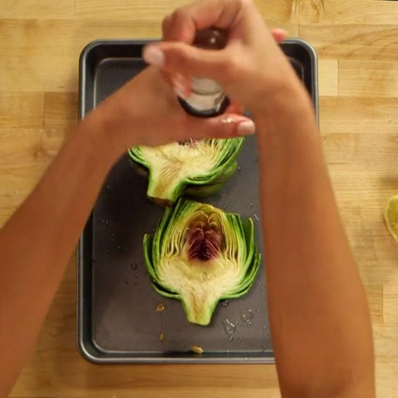 Love artichokes but too scared to cook them at home? We're here to help you conquer your fear of the thorny vegetable, as it's so much easier to prepare than it looks. Learn how to steam, roast, and — of course — eat them, then get cooking with a whole host of artichoke recipes and our guide to pairing artichokes with wine. Keep watching to get to the heart of the artichoke.