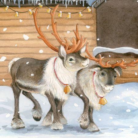 Gail Yerrill - Reindeer
