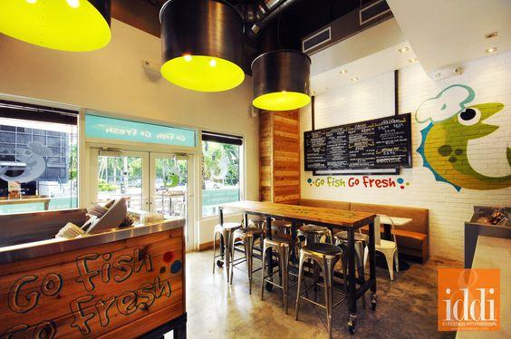 My Ceviche Restaurant Miami, FL Designed by ID \ Design - heimat küche bar