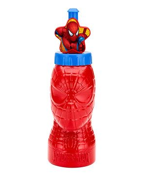 Another great find on #zulily! Spider-Man Squeeze 'N' Sip Water Bottle by Spiderman #zulilyfinds