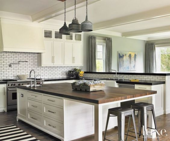 What are the next big trends in kitchens