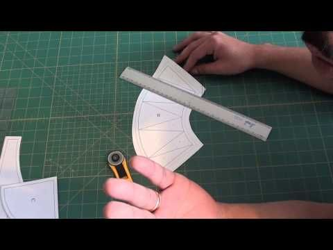 Bloco New York Quilting Part 1 - YouTube