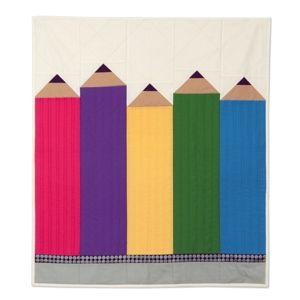 Pencils Wall Hanging