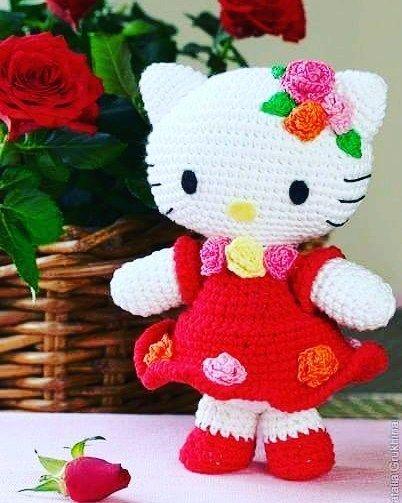 Hellokitty #crochet #crocheting #amigurumi #blanket #crochetblanket #loveit #instafoto #battaniye #knitstagram #dantel #bebekbattaniyesi #flowers #instadaily #instagood #like4like #likeforfollow #haken #handmade #haakverslaafd #virka #crochetaddict #hekle #more #virka #sjaal #shawl #instaknit #popsicle #knitting #instadaily by derintasarim_