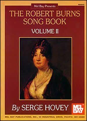 The Robert Burns Song Book Volume II (Book)