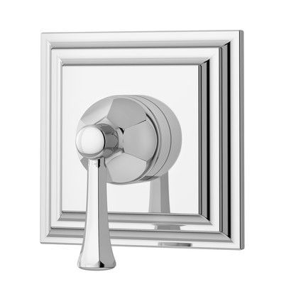 Symmons Canterbury 3 Way Diverter with Metal Lever Handle Finish: