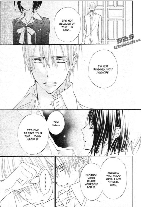 Vampire Knight 93 Page 38