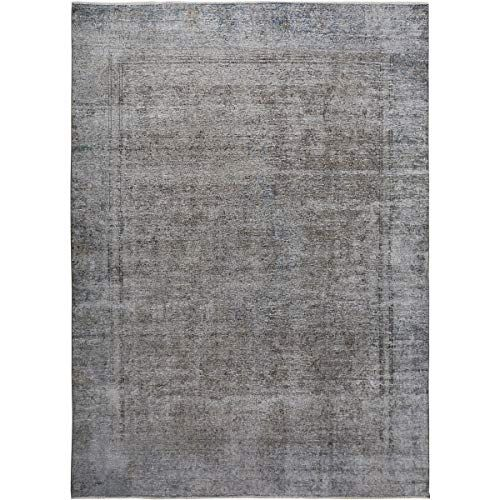 Kerman Persian Antique Muted Over Dyed Distressed Oriental Area Rug Wool Handmade Decorative Carpet 9x12 8 10 X In 2020 Oriental Area Rugs Wool Area Rugs Area Rugs