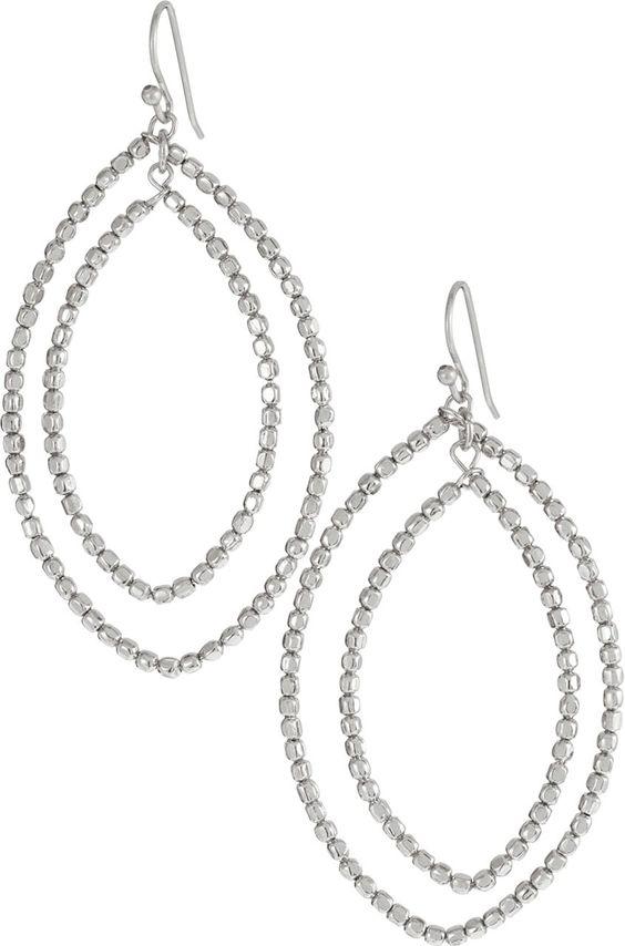 Bardot Hoop Earrings