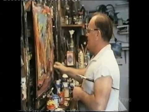 Pro Hart Documentary Part 3   A Great Aussie     1970's
