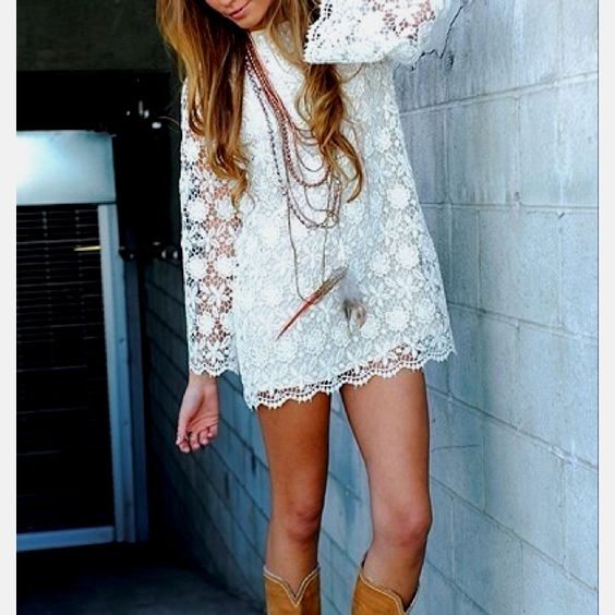 lace & boot!