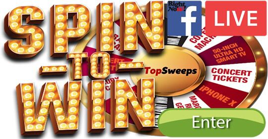 Spin To Win Spinning Wheel Prize Wheel Spinning