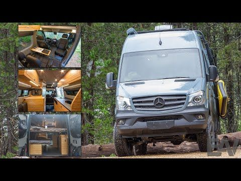 Eav Spirit Quest 4x4 170 2500 Mb Sprinter Youtube Mercedes