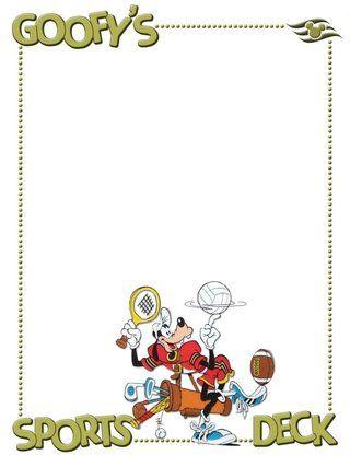 Journal Card - DCL - Goofy's Sports Deck - 3x4 photo dis_227_DCL_Goofy_Sports.jpg