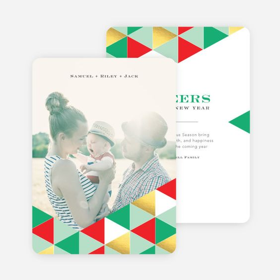 Golden Triangle Holiday Cards