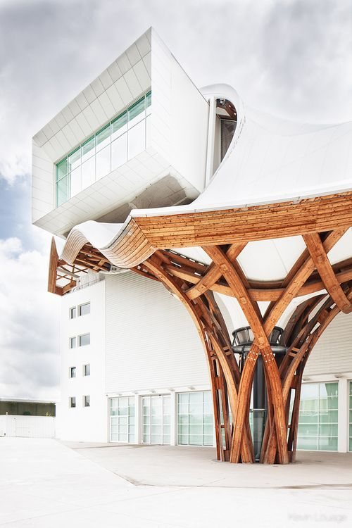 Centre Pompidou Metz / Shigeru Ban: