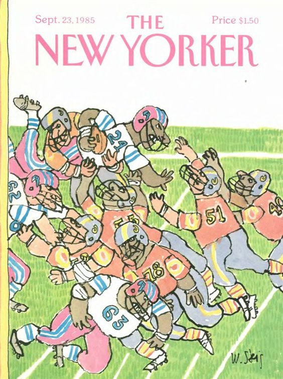 September 23, 1985 - William Steig