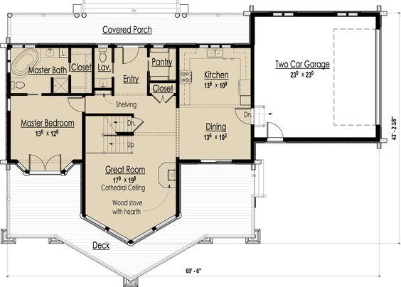 Remarkable Home Floor Plans Floor Energy Efficient House Plans Plan Rustic Largest Home Design Picture Inspirations Pitcheantrous