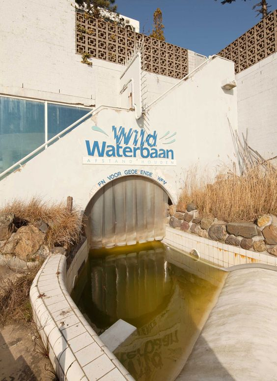 abandoned tropicana water park