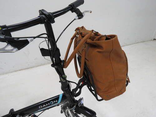 Front Luggage Rack For Dahon Folding Bikes Black Dahon Accessories And Parts 33414 2 06 Folding Bike Dahon Bike