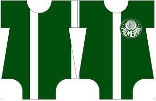 AQUARELINHA: Kit Futebol (Palmeiras)