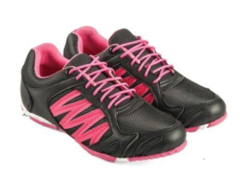 Sepatu Sporty Vyu 05 Sintetik Hitam Kombinasi 36 40 Rp
