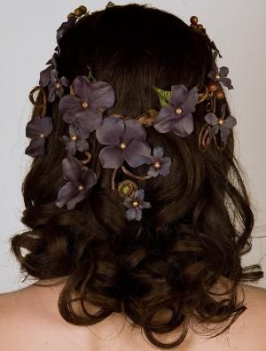 Halloween hair accessory?