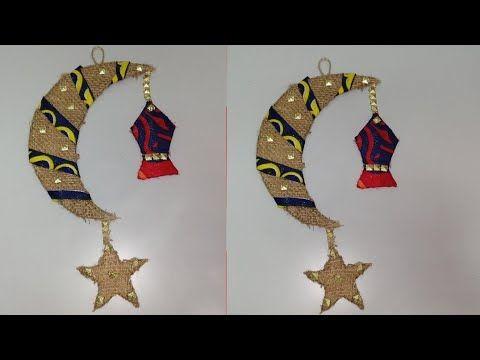 ديكور رمضان للبيت من الخيش و قماش الخيامية ٣ ١ فى أسرع وقت ومش مكلفه و Charm Bracelet Jewelry Bracelets