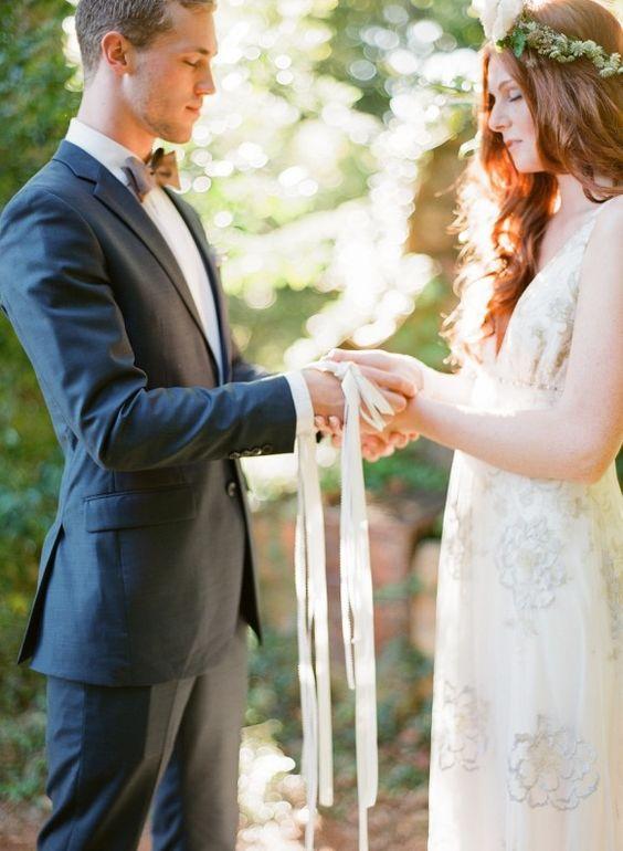 Cómo celebrar tu propia boda celta » Mi Boda #bodas #novias #ideas #inspiración…