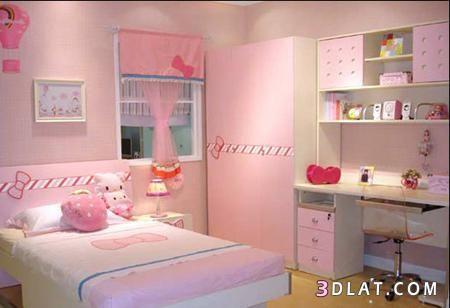 للبنات للبنات ديكورات بنات بالصور بينك 13606038172 Jpg Shared Girls Bedroom Girls Room Wallpaper Small Kids Room