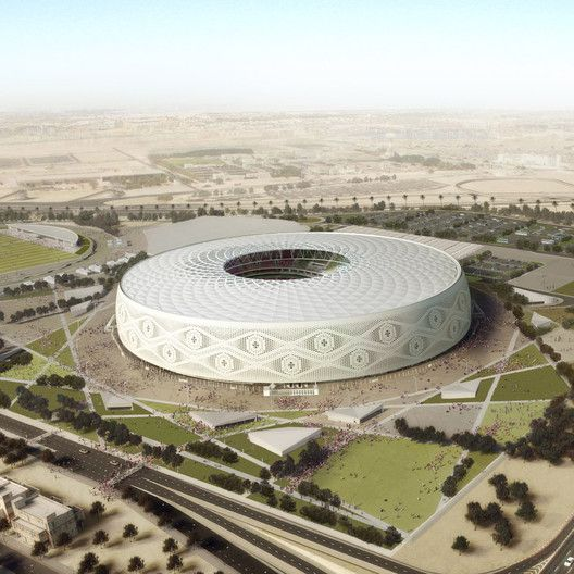 Get To Know The 2022 Qatar World Cup Stadiums Al Thumama Ibrahim Jaidah Image Cortesia De Co World Cup Stadiums Qatar World Cup Stadiums 2022 Fifa World Cup