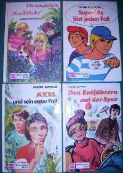 Schneiderbücher für Jungen