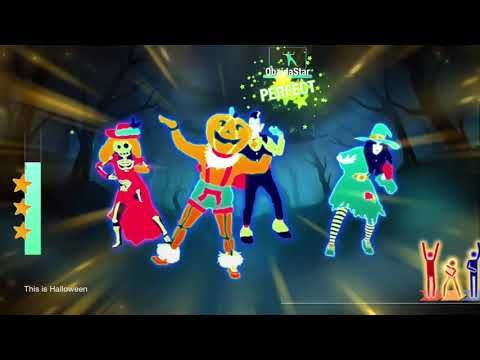 This Is Halloween Just Dance 2020 ObaidaPro. This Is Halloween Just Dance 2019   YouTube em 2020