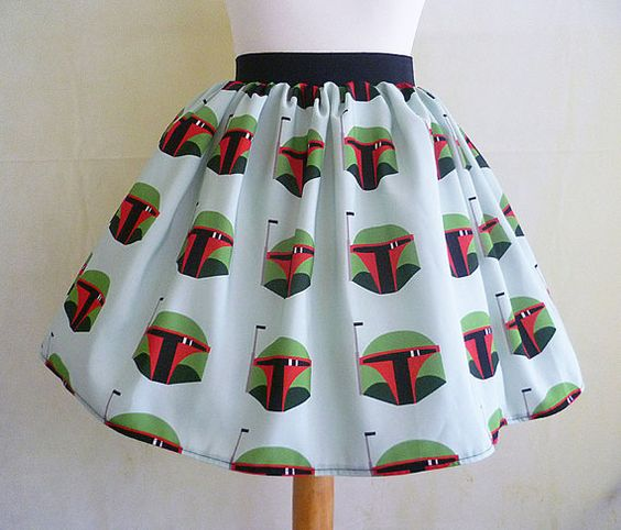 Hey, I found this really awesome Etsy listing at https://www.etsy.com/listing/245015552/bounty-hunter-skirt-by-rooby-lane