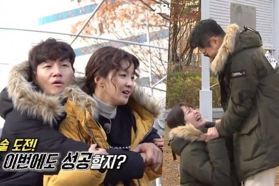 Watch: Lee Si Young Takes Kim Jong Kook Down With Self-Defense Tricks; Jun So Min Hilariously Struggles To Do The Same
