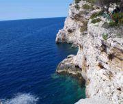 Segeln an der Adriaküste, Kroatien