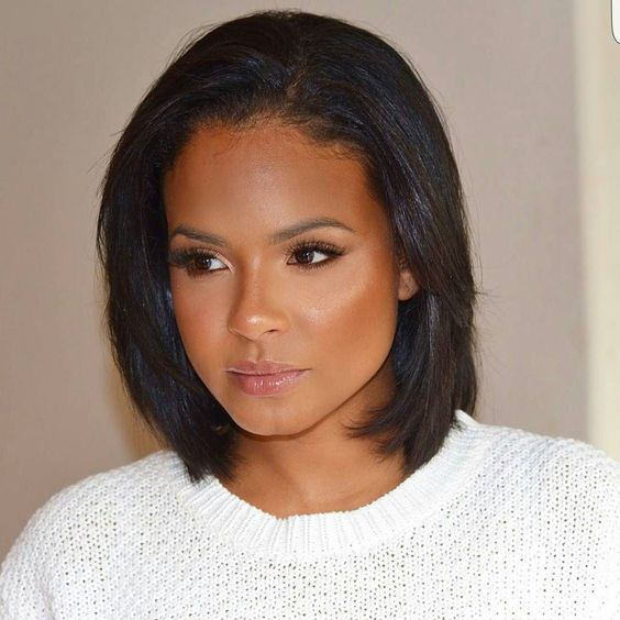 Thank you @leahdarcymakeup for using your talents on Moi! You make great face  By Christina Milian #ChristinaMilian