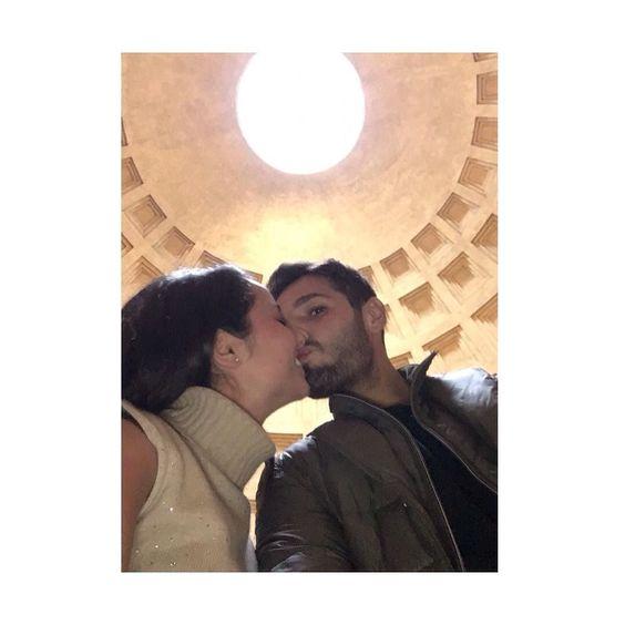 selfie in the Pantheon  #oculus #rome #mine #lovingyou  by nancyfrattasiopeluso