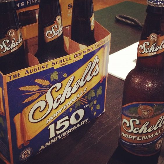 The Off Sale Podcast crew is excited to welcome Corey Vilhauer to the beer review. This week we are drinking the Schell's Hopfenmalz 150th Anniversary. Reviews: Corey, 4 | Brian, 3 | Chad, 3 | Ben, 3