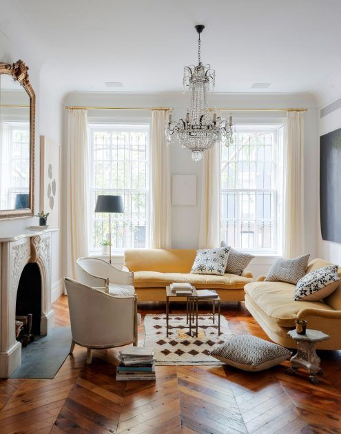 Explore This Gloriously Elegant 1890s Brownstone House In Greenwich Village New York Brownstone Interiors Townhouse Interior Apartment Decor