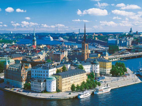 Stockholm In The Future Pinterest Stockholm - Kaalbringen sweden map