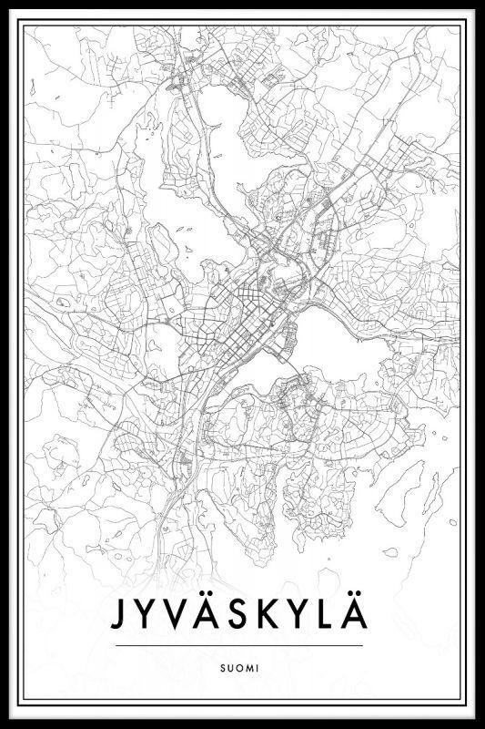 Jyvaskylan Kartta Restyling Av Bilen